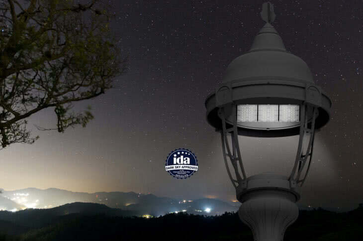 Amerlux New Luminaires Make Stars Twinkle at Night, Reduce Light Pollution