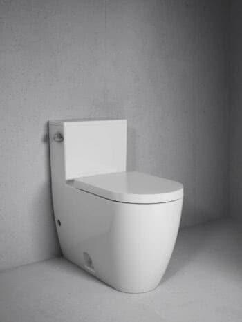 Duravit's ME by Starck Floor-standing Toilet