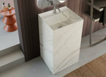Hastings Tile Bath Introduces New Basin and Pedestal Sinks to its Urban Collection
