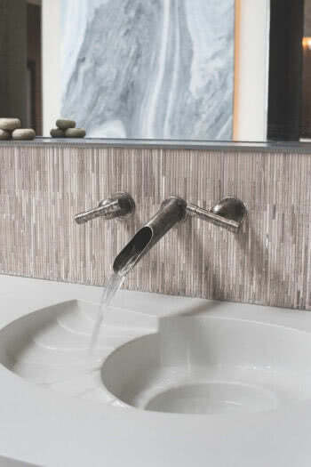 Sonoma Forge WherEver Faucet Collection Expresses Vintage, Artisan Style With Versatility