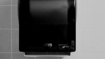 Drying Hands Matter: The Paper Towel Dispenser