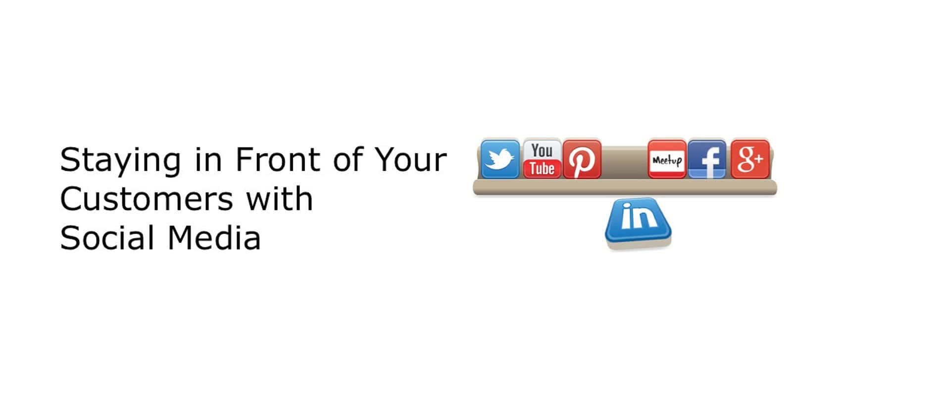 CEU|Staying in Front of Your Customers with Social Media