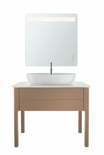 Duravit USA Debuts Design Additions to Nordic-inspired Luv Series