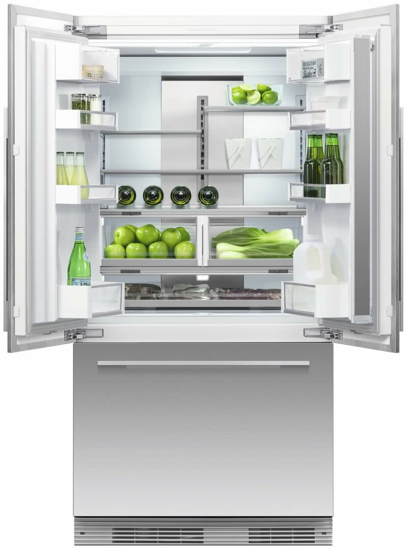 Integrated French Door Refrigerator